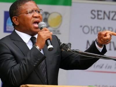 'ورلڈ کپ ہار کر واپس نہ آئیں'، جنوبی افریقہ کے وزیر کھیل نے ٹیم کو انتباہ کر دیا