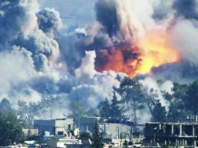 متحدہ عرب امارات نے داعش پر حملوں کیلئے ایف 16 طیاروں کااسکواڈ اردن بھیج دیا
