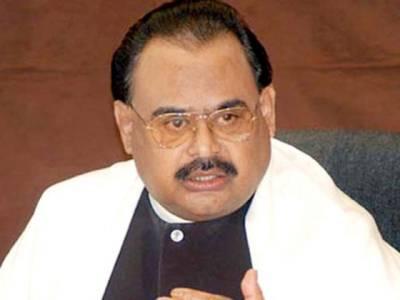 عمران خان جب بھی کراچی آئیں ایم کیو ایم خوش آمدید کہے گی : الطاف حسین