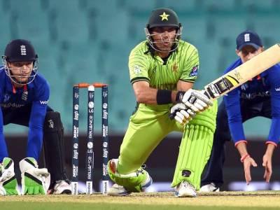 وارم اپ میچ، پاکستان نےانگلینڈ کو 4وکٹوں سے شکست دیدی