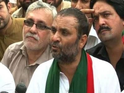 تحریک انصاف کے باغی ایم پی اے کی سینیٹ الیکشن میں پیپلز پارٹی کی حمایت کا اعلان