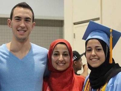 امریکہ میں ایک شخص نے 3 مسلمانوں کو قتل کر دیا