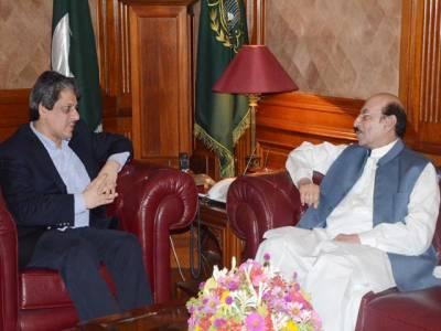 ایم کیو ایم کی سندھ حکومت میں شمولیت، وزیر اعلیٰ قائم علی شاہ اور گورنر سندھ کی اہم ملاقات