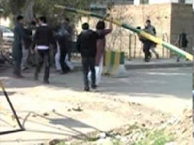 مسجد میں 4 خودکش حملہ آور داخل ہوئے، 3 نے دھماکے کر دیئے: اے آئی جی شفقت ملک