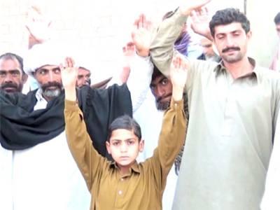 پنجاب پولیس کا کارنامہ،چار سال کے بچے پر ڈکیتی کا مقدمہ درج کر دیا،عدالت میں پیش