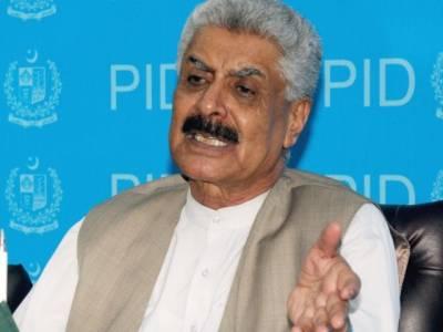 وفاق اور صوبے میں تضاد اچھی بات نہیں ،وزیراعظم کی نمائندگی کیلئے پشاور آیا ہوں :عبدالقادر بلوچ