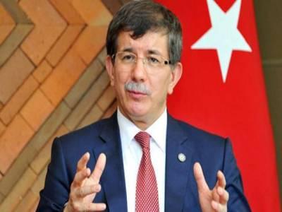 ترک وزیراعظم دو روزہ دورے پر اسلام آباد پہنچ گئے