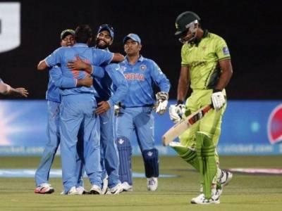مودی نواز فون ، پاک بھارت ٹاکرے میں پاکستان کے ہارنے کے بعد 'گو نواز گو ' کا نعرہ لگ گیا