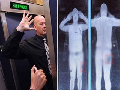 ایئرپورٹ پر تلاشی سے تنگ شخص نے انتہائی قدم اٹھا دیا ، سیکورٹی اہلکاروں کو گھبراہٹ میں مبتلا کر دیا