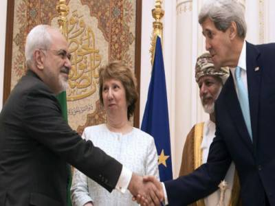 جوہری مذاکرات، ایران کے روحانی پیشواءنے وزیرخارجہ کو ہنس کر بات کرنے کی ہدایت کردی
