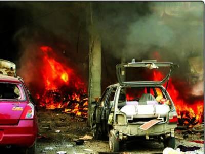 دہشتگردوں کی نئی حکمت عملی ،لاہورخودکش حملے سے قبل 15پر کالز ،پولیس کی دوڑیں