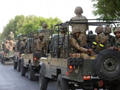 امام بارگاہ دھماکہ، پاک فوج پہنچ گئی، وزیر داخلہ نے بھی رپورٹ طلب کر لی