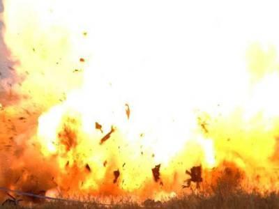 امام بارگاہ میں دھماکے کے بعد فائرنگ بھی ہوئی : عینی شاہد