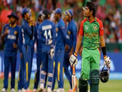 ورلڈکپ2015، سری لنکا نے بنگلہ دیش کو 92رنز سے شکست دیدی، دلشان مین آف دی میچ