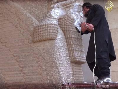 داعش کا عراق کی ثقافت پر خوفناک حملہ،ناقابل تلافی نقصان