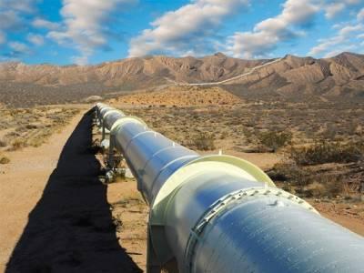 گیس منصوبہ، پاکستان کو 2 سال کی مہلت