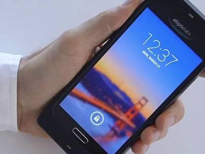 فلمی کہانیان حقیقت بن گئیں ،اب موبائل فون کنٹرول کریں ہاتھو ںکے اشاروں سے
