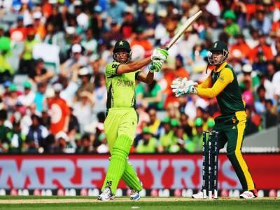 ورلڈ کپ 2015میں جنوبی افریقہ اور پاکستان نے باقی ٹیموں کو پیچھے چھوڑ دیا