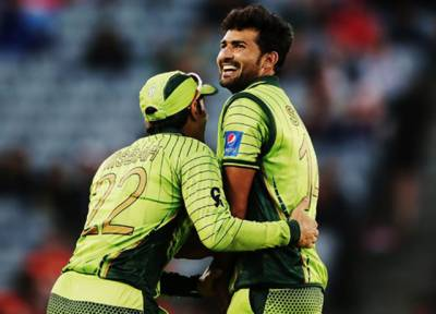 پاکستان ورلڈکپ2015ء میں سب سے کم ہدف کا دفاع کرنے والی پہلی ٹیم بن گئی