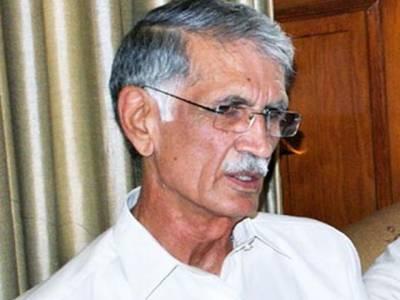 ٹیکنو کریٹ نشست مسلم لیگ (ن) سے ایڈجسٹمنٹ پرویز خٹک نے اعتراف کر لیا