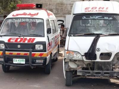 کورنگی کے علاقے میں ہوٹل پر فائرنگ ،3افرادزخمی