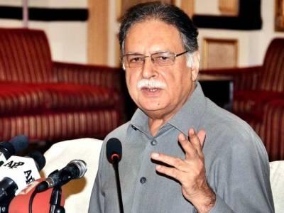 جوڈیشیل کمیشن بنانے کے حامی ہیں،تحریک انصاف کو مشاورتی عمل میں شریک ہونا چاہیے تھا:پرویز رشید