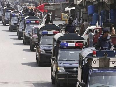کراچی آپریشن،حکومت کا اداروں کوکارروائی کیلئے فری ہینڈ