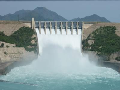 تربیلا ڈیم میں پانی کی آمد میں اضافہ ، بجلی کی پیداوار بڑھنے کا امکان