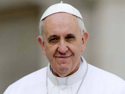 کسی بھی جرم کی سزا موت نہیں:پوپ فرانسس