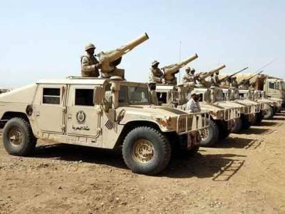 سعودی عرب نے طبل جنگ بجا دیا،فوج سرحد پر جمع
