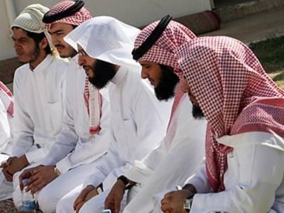 سعودی مردوں کا دہرا معیار