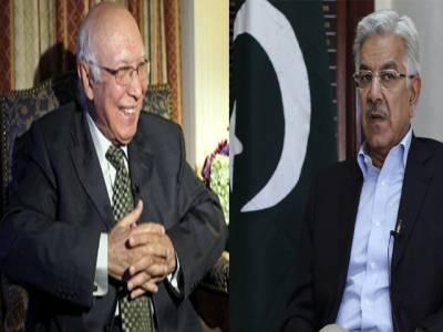 یمن کی صورتحال ، وزیردفاع اور مشیر خارجہ کا دورہ سعودی عرب موخر