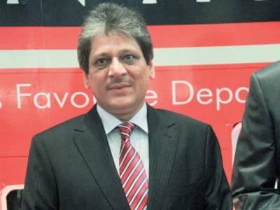 میرے استعفی کی خبروں میں کوئی سچائی نہیں ہے:گورنر سندھ