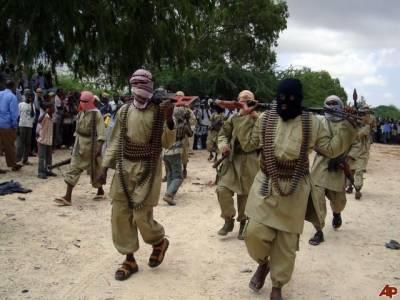 صومالیہ میں دہشتگردوں کا ہو ٹل پر حملہ ،7افراد ہلاک