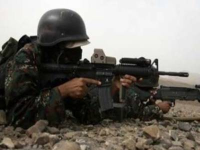 کاﺅنٹر ٹیرازم فورس کی کارروائی ،کالعدم تنظیم کا دہشتگرد گرفتار ،اسلحہ برآمد