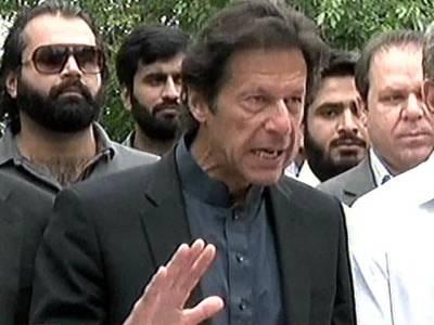 الطاف حسین میانوالی اور لاہور میں الیکشن لڑیں ہم مدد کریں گے :عمران خان
