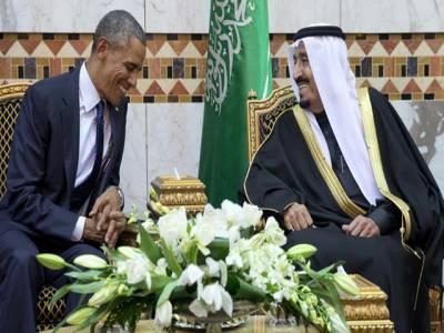 ایران معاہدہ، امریکی صدر اور سعودی بادشاہ کے درمیان ٹیلی فون رابطہ