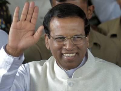 سری لنکن صدر میتھری پالاسری سینا 3 روزہ دورہ پر کل پاکستان پہنچیں گے