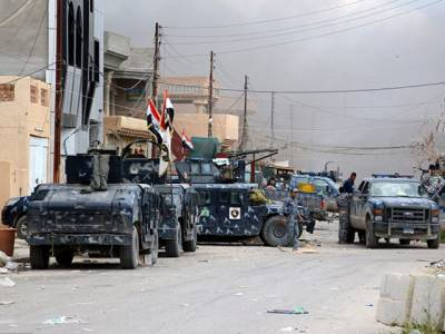 عراقی شہر کے عوام کی داعش سے جان چھوٹی تواس سے بڑی مصیبت نازل ہو گئی