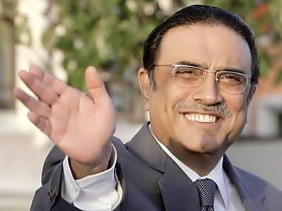 آصف علی زرداری کی عمران کو حکومت سے معاہدے پر مبارکباد،پارلیمنٹ میں واپس آنے کی دعوت