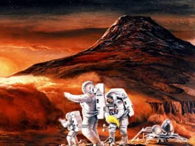 مریخ پر بھی جاندار رہتے تھے لیکن وہ کیسے ختم ہوئے ؟سائنسدانوں نے نا قابل یقین دعویٰ کردیا