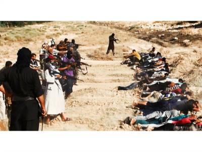 عراقی شہر تکریت میں 1700 افراد کی اجتماعی قبریں دریافت