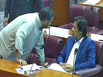 پی ٹی آئی کی اسمبلیوں میں واپسی، اسلام آباد ہائیکورٹ نے لیگی رہنماء کی درخواست مستردکردی