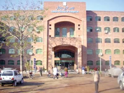 جنرل ہسپتال میں 2منزلہ پارکنگ بنانے کا فیصلہ