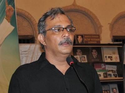 تحریک انصاف کو این اے 246 میں پولنگ ایجنٹ نہیں مل رہے ، ووٹر کہاں سے آئیں گے : حیدر عباس رضوی