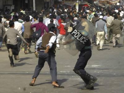 بنگلہ دیش میں احتجاج کے دوران گولیاں چلنے سے دوطلباءجاں بحق