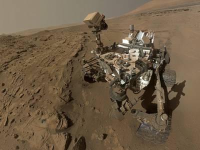 سائنسدانوں کو مریخ پر پانی کے آثار مل گئے