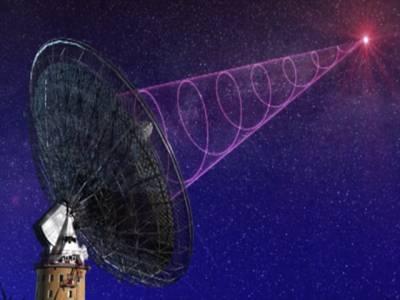 ایک عرصے سے سائنسدانوں کو پرُ اسرار سگنلز بھیجنے والی 'خلائی مخلوق 'بلآخر پکڑی گئی