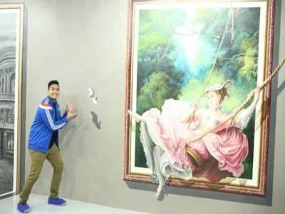 فلپائن میں دنیا کا پہلا سیلفی میوزیم قائم