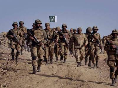 سیکیورٹی فورسز کی کارروائی ،10دہشت گرد ہلاک ،چھ گرفتار